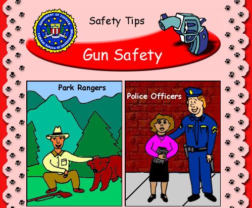 FBI armas crianças .,.