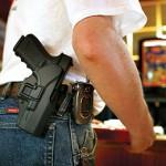 Portar armas, coisa de gente civilizada