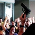 Transferência de arma de fogo